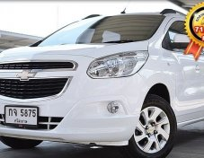 2014 Chevrolet Spin LTZ mpv