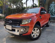 2015 FORD Ranger 2.2 DOUBLE CAB (ปี 15-18) Hi-Rider WildTrak A/T