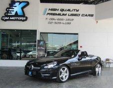 ขายรถ MERCEDES-BENZ SLK250 Sport 2012 รถสวยราคาดี