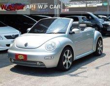 2005 VOLKSWAGEN New Beetle GLS cabriolet
