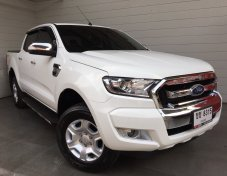 2017 Ford RANGER 2.2 DOUBLE CAB (ปี 15-18)  Hi-Rider XLT pickup MT