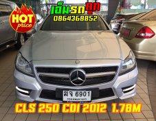 BENZ CLS250 CDI 2012