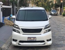 2010 TOYOTA Vellfire Z 2.4 Sport Edition AT