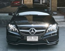 2014 Mercedes-Benz E200 AMG Dynamic