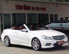 ขายรถ MERCEDES-BENZ E200 CGI Sport 2014 ราคาดี