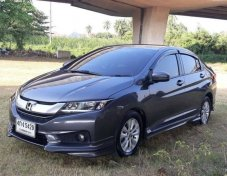 Honda CITY S CNG 2015 รถเก๋ง 4 ประตู