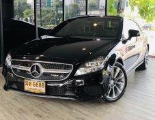 2016 Mercedes-Benz CLS250 CDI Exclusive sedan