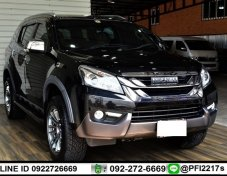 าคา 949,000 บาท  ISUZU NEW MU-X 1.9 Ddi Blue-Power 2WD AT 2017