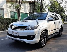 TOYOTA FORTUNER  SPORTIVO TRD 3.0V / AT / ปี 2014