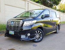 2018 Toyota ALPHARD Hybrid E-Four van