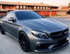 BENZ C63 S Coupe AMG ปี2018