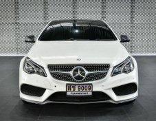 Benz E200 CGI 2015