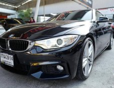 Bmw 420d Coupe M sport ปี 2015