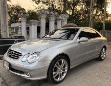 Mercedes Benz Clk240 Yr2011