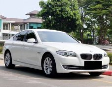 Bmw F10 520i LCI Twin Turbo ปี 2013