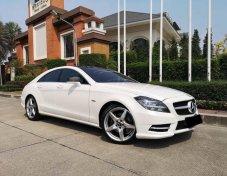Mercedes-Benz CLS250 cdi  ปี2012