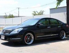 Nissan Teana 200 XL Sport Series เกียร์ออโต้ สีดำ จดทะเบียนปี 2012