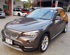 BMW X1 SDRIVE18I XLINE  ปี 2013