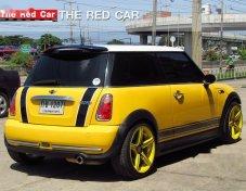 2003 MINI Cooper รถเก๋ง 5 ประตู สวยสุดๆ