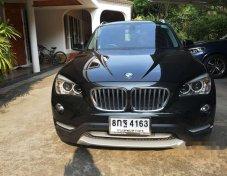 รถสวย ใช้ดี BMW X1 suv