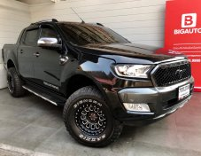 2018 Ford RANGER 3.2 DOUBLE CAB (ปี 15-18)  WildTrak pickup AT