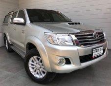 2013 Toyota Hilux Vigo 3.0 CHAMP DOUBLE CAB (ปี 11-15)  G Prerunner VN Turbo pickup MT