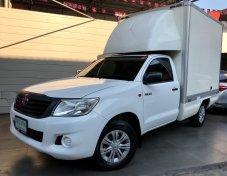 2014 Toyota Hilux Vigo 2.7 CHAMP SlNGLE (ปี 11-15) CNG pickup MT