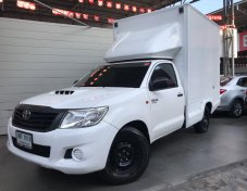 2013 Toyota Hilux Vigo 2.5 CHAMP SlNGLE (ปี 11-15) J pickup MT