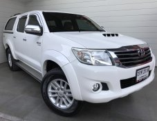 2014 Toyota Hilux Vigo 2.5  CHAMP DOUBLE CAB (ปี 11-15) E Prerunner VN Turbo pickup AT