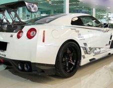 2009 Nissan Skyline GTR R35 Spece Japan สีขาว  รุ่น Top สุด Full option