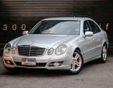 Benz E200 com Elegance ปี2007