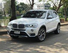 BMW X3 ตัว cerebretion ปี 2017