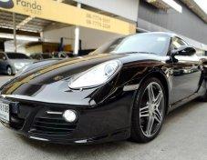 2012 Porsche Cayman PDK  Coupe 987.2 Black Edition