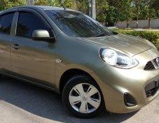 2013 Nissan MARCH EL sedan