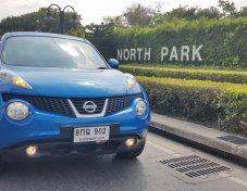 2014 Nissan Juke 1.6 (ปี10-16) E SUV AT