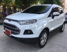Ford EcoSport 1.5 Trend SUV AT ปี 2018