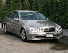 Benz  E240 2004