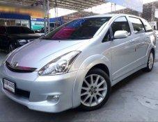 2007 Toyota WISH Q Limited