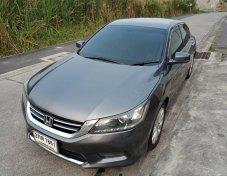 Honda Accord EL NAVI ปี2014