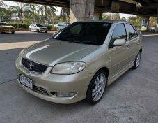 ขายรถ TOYOTA VIOS 1.5S AT ปี 2003