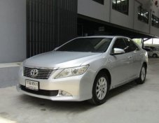 Toyota CAMRY G 2013
