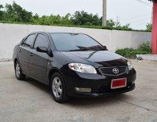 Toyota Vios 1.5 (ปี 2004) E