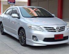 Toyota Corolla Altis 1.8 ALTIS (ปี 2012) E Sedan AT