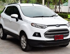 Ford EcoSport 1.5 (ปี 2017)