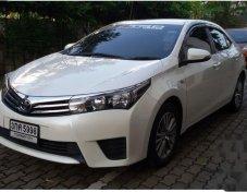 ขายรถ TOYOTA Corolla Altis E 2014 รถสวยราคาดี