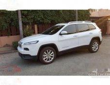 ขายรถ JEEP Cherokee LIMITED 4x4 2016 ราคาดี
