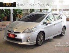 2012 TOYOTA Prius รับประกันใช้ดี