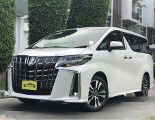 ขายรถ TOYOTA ALPHARD HV 2018 ราคาดี