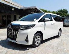 ขายรถ TOYOTA ALPHARD Hybrid E-Four 2018