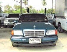 รถดีรีบซื้อ MERCEDES-BENZ C200